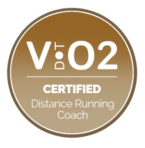 VDOT Certified Coach Seal