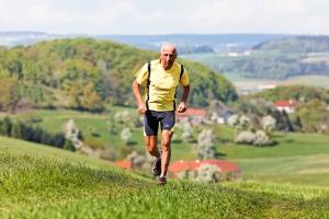Older Runner - Aging Runner